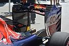 Toro Rosso: c'è l'ala di gabbiano per ridurre la resistenza della STR11