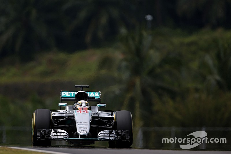 F1マレーシアGP予選:タイム結果