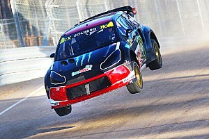 World Rallycross Son dakika Solberg, Ekstrom ile olan kazanın ardından Q2'den diskalifiye edildi