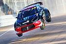 World Rallycross Solberg, Ekstrom ile olan kazanın ardından Q2'den diskalifiye edildi