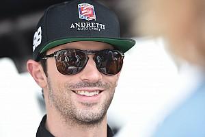 IndyCar Últimas notícias Rossi confirma permanência na Andretti-Herta em 2017