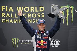 Rallycross-WM News Sebastien Loeb vor 2. Saison in der Rallycross-WM