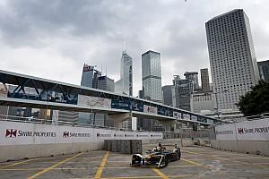 Formula E Reporte de prácticas Vergne  lidera práctica final en Hong Kong