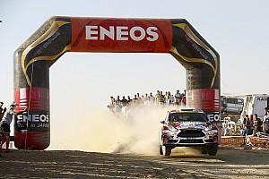 ERC Репортаж з гонки ERC Кіпр. Невирішальний фінал