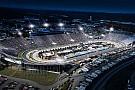 Martinsville Speedway installiert Flutlichtanlage
