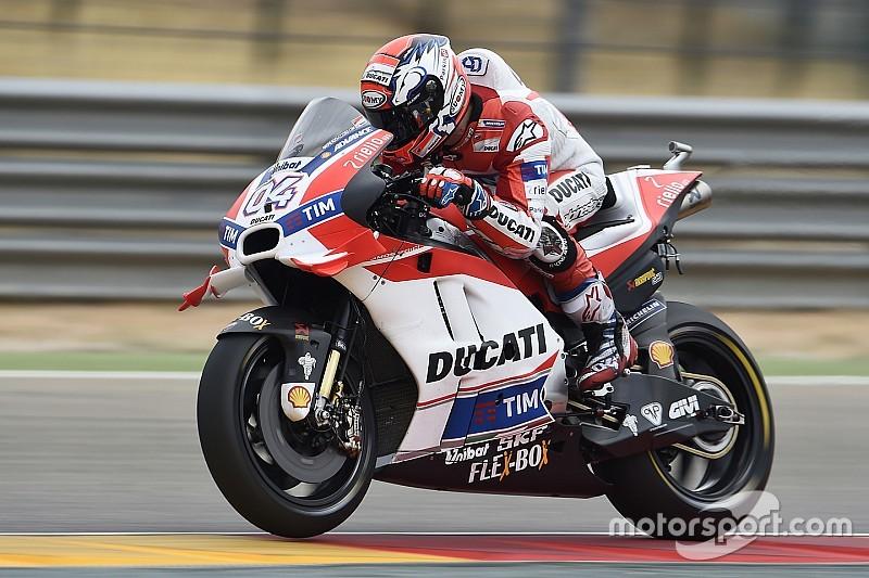MotoGP日本GP:フリー走行1回目 ドヴィツィオーゾが首位発進