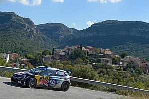 WRC Etappeverslag WRC Catalunya: Ogier scoort vierde titel, Abbring zevende
