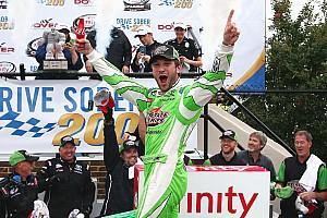 NASCAR XFINITY Noticias de última hora La consistencia es la clave para el título de Daniel Suárez