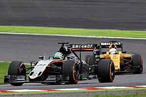 Формула 1 Комментарий Хюлькенберг рассчитывает бороться за победы с Renault