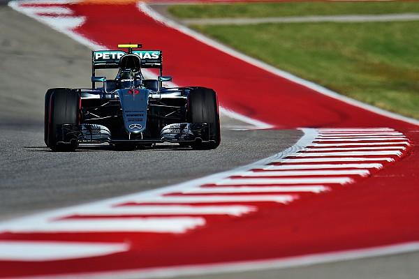 Formule 1 Résumé d'essais libres EL2 - Seul Ricciardo suit le rythme de Rosberg et Hamilton
