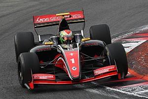 Формула V8 3.5 Отчет о квалификации Делетраз будет стартовать с поула во второй гонке