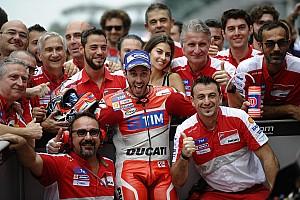 """MotoGP 突发新闻 多维齐奥索:""""花费太多时间""""拿下第二座冠军"""
