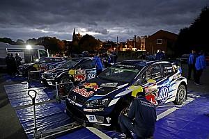 WRC Noticias de última hora Volkswagen dejará el WRC a final de temporada