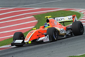 Формула V8 3.5 Отчет о квалификации Дильман выиграл первую квалификацию Формулы V8 3.5 в Барселоне