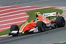 Формула V8 3.5 Дильман выиграл первую квалификацию Формулы V8 3.5 в Барселоне