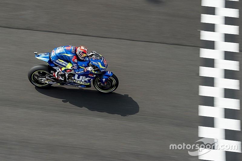 【MotoGP】ビニャーレス「今季は8.5点から9点をつけたい。スズキに報いることができた」