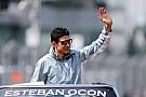 【F1】フォースインディア、オコンと複数年契約を締結
