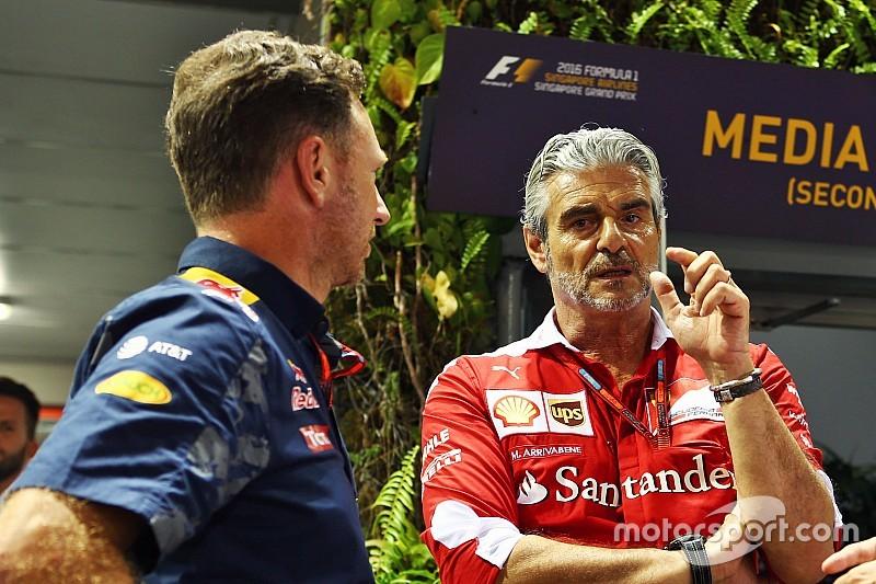 Red Bull Racing unbeeindruckt von Ferrari-Vorstoß gegen Vettel-Strafe von Mexiko
