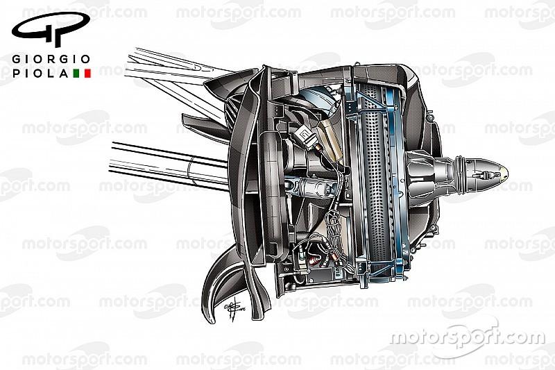 Vídeo: El desarrollo de Mercedes en los frenos delanteros para 2017