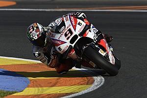 MotoGP Son dakika Petrucci Valencia'da MotoGP testine katılamıyor