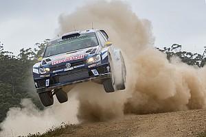 WRC Resumen de la etapa Mikkelsen al frente en Australia