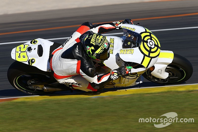 """【MotoGP】イアンノーネ、""""奇妙な""""クラッシュに遭遇もスズキに好印象。「コーナーがすごく速い」"""