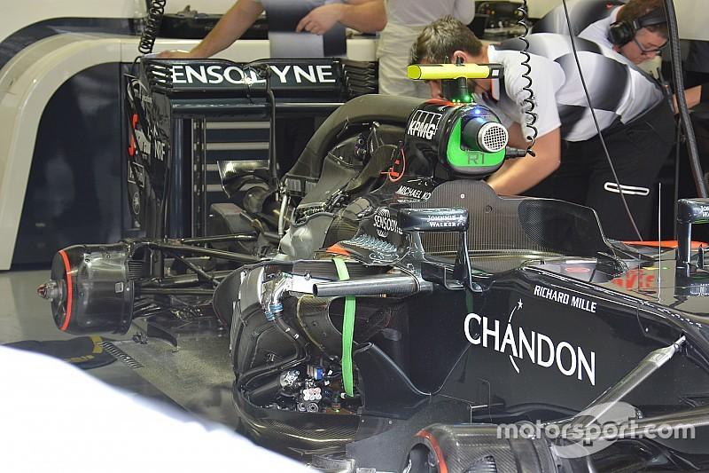 Technique - McLaren continue à préparer la saison 2017
