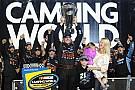 NASCAR Truck Johnny Sauter ist NASCAR Truck-Champion 2016