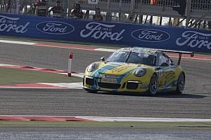 بورشه جي تي 3 الشرق الأوسط تقرير السباق تشارلي فرينز يقتنص الفوز في سباق البحرين الثاني لتحدي كأس بورشه جي تي 3 الشرق الأوسط