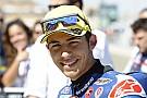 Moto3 Bastianini subito al top nella prima giornata di test Moto3 a Valencia