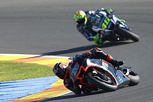 MotoGP Test Maverick Vinales soddisfatto della nuova Yamaha a Sepang