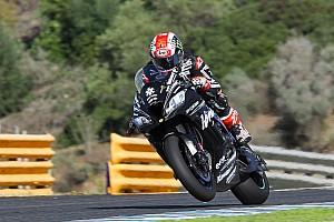 MotoGP Relato de testes Campeão do WSBK, Rea supera pilotos da MotoGP em teste