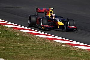 GP2 Новость Гасли стал лучшим в утренней тренировке на