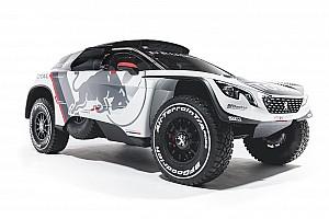 Dakar Son dakika Peugeot yeni Dakar aracı 3008 DKR'yi tanıttı