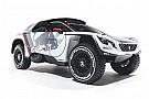 Dakar Peugeot yeni Dakar aracı 3008 DKR'yi tanıttı