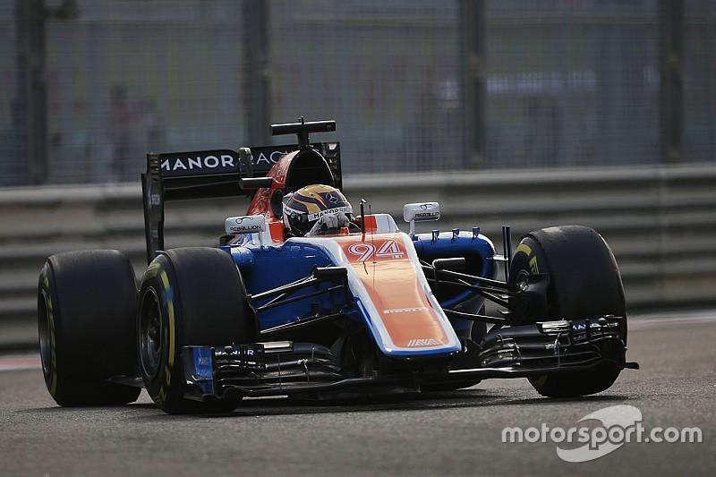 Pascal Wehrlein nach Qualifying in Abu Dhabi: