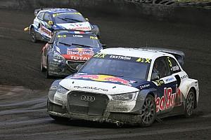 World Rallycross Actualités Championnats - Peugeot-Hansen s'incline, Solberg dégringole
