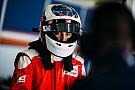 GP3 Alesi va rester en GP3 avec Trident