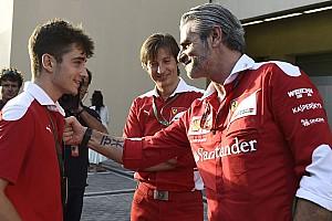 GP2 Son dakika GP3 şampiyonu Leclerc Prema ile GP2'de yarışacak