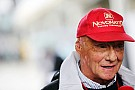 """【F1】ラウダ、ハミルトンの""""戦術""""に理解示すも「メルセデスの勝利が最優先」"""