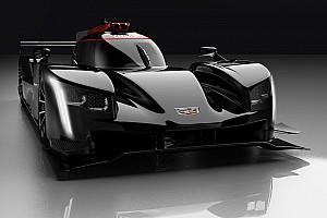 IMSA Actualités Cadillac revient en 2017 avec le nouveau prototype DPi-VR