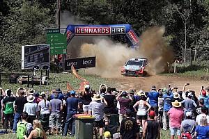 WRC Actualités La FIA change les règles sur l'ordre de départ en WRC