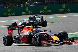 F1 速報ニュース 【F1】期待の来季を前に冷静なリカルド「騙されちゃいけない。来年もメルセデスは強い」