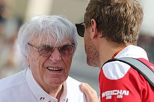 Formula 1 Analisi Ecclestone: scambio Vettel-Hamilton o Alonso alla Mercedes?