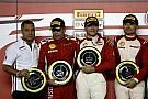 Ferrari Finales Mondiales Ferrari: Loefflad remporte le titre mondial Coppa Shell