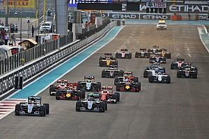 Формула 1 Новость FIA опубликовала заявочный лист Формулы 1 2017 года