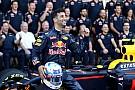 Ricciardo: 2016 şu ana kadarki en iyi performansımdı