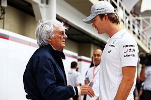 F1 Noticias de última hora Ecclestone: