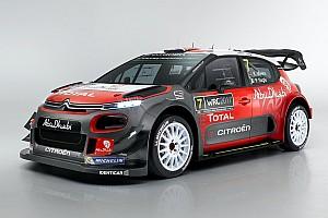 WRC BRÉKING Hegesztett hátsó ajtókkal érkezik a Citroen C3 WRC!