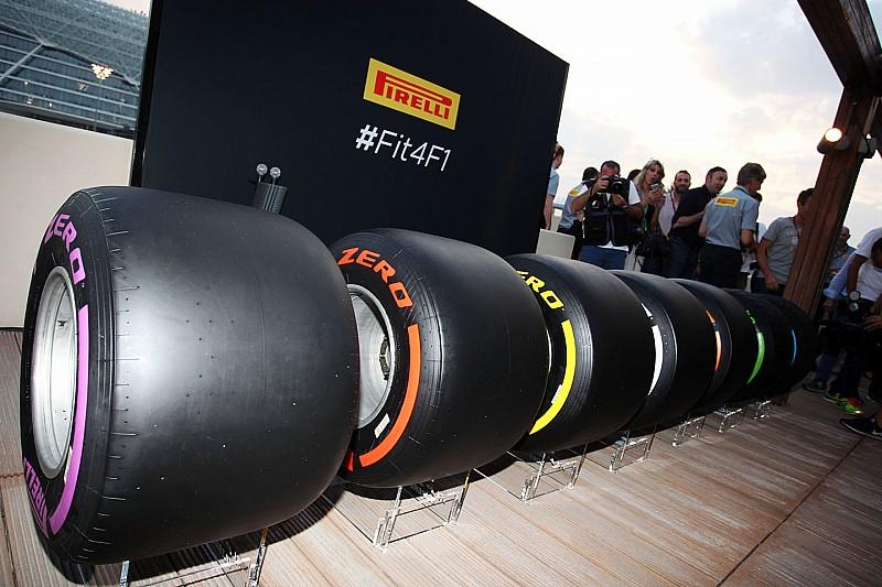 【F1】ピレリ、2017年開幕2レースのタイヤ選択を発表